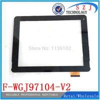 Nowy 9.7 cal przypadku F-WGJ97104-V2 dla PIPO M6 Tablet PC Panel Dotykowy Wymiana Szkło Digitizer Dotykowy MID PC Darmo wysyłka