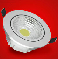 Dimmable 25W LED COB Chip Downlight Recessed LED Ceiling Light Spot Light Lamp White Warm White