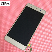 100 Tested LCD Display Touch Screen Glass Panel Digitizer Assembly With Frame For Huawei Honor 4A
