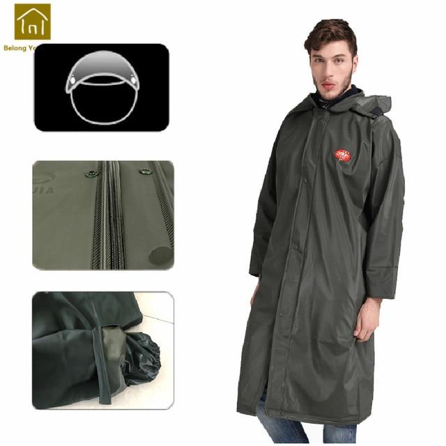 Double Raincoat Waterproof Rain Jacket Windbreaker Capa De Chuva Camping  Fishing Overalls Impermeable Rain Gear Cycling LKR183 319b48c7f7