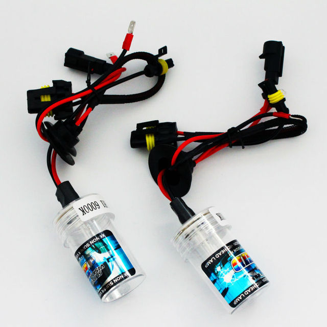 Auto Care 2 PCS High Quality H1 Xenon HID Bulb 55W 12V 3800LM Car Headlight Lamp 4300K 6000K 8000K 10000K 12000K Free Shipping