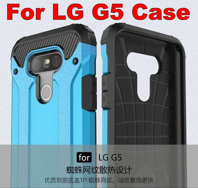 best sneakers 60784 6e25b US $4.56 |Case For LG G5 Hybrid Durable Shield Armor Rugged TPU+PC  Shockproof Back Case For LG K4 K5 X220 Q6 K7 Q7 K8 K10 on Aliexpress.com |  Alibaba ...
