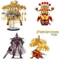 Piececool assemblée Métal modèle Puzzle jouets Créatifs Ameublement ornements Monkey King 2017 NOUVEAU TOUS LES STYLES Creative cadeaux jouet