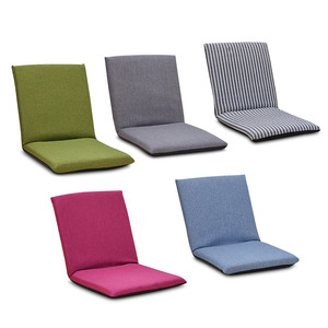 Image 3 - طوي الطابق كرسي قابل للتعديل الاسترخاء أريكة استرخاء وسادة مقعد المتسكعون