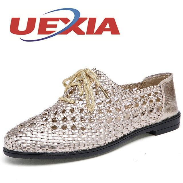 Nouveau Mode Respirant Femmes Chaussures Casual D été Style Maille Main  Chaussure Homme Armure Respirant 41919c26e25
