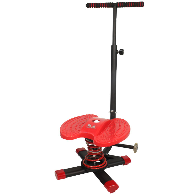 2019 Spring Dance Machine Home Sports fitness equipment slimming twisting waist machine twisting treadmill jumping machine
