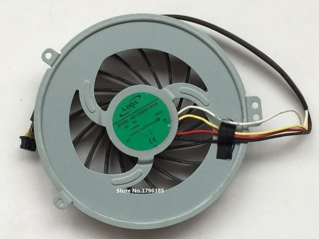 New Laptop fan for HP OMNI 120 120-1132 120-1134 120-1135 ALL IN ONE Laptop 658909-001 CPU cooling Fan Free shipping