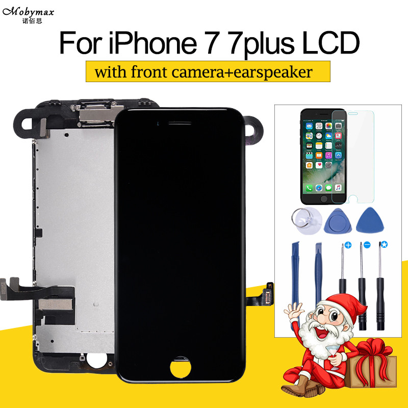 AAA LCD Screen for Apple iPhone 7 7 plus Display Full Set Assembly Replacement Digitizer with