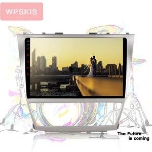 10,1 дюймов 1280*720 Android 10,0 для Toyota Camry 40 2006-2011 Автомобильный dvd-плеер с GPS 3G 4G WIFI BT Радио Стерео Navi карта