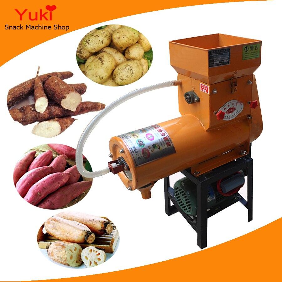 Home Cassava Starch Processing Machine Cassava Starch Maker