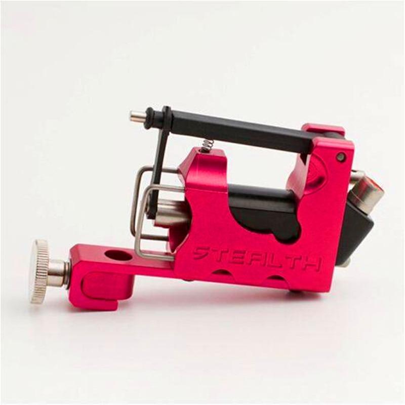 Red Electric Light Tatu Machine Set alloy Stealth 2.0 Rotary Machine - Seni tatu dan badan - Foto 1