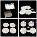 New Chegou 4 pcs Dental Lab Honeycomb Firing Bandejas w/20 Pinos de Zircônia e 20 Pinos De Metal