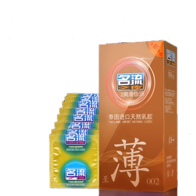 Buy 100pcs Adult Sex Products Condom Ultra Thin Natural Latex Condoms Men Sex Toys Sex Tool Safe Contraception Condoms PY751