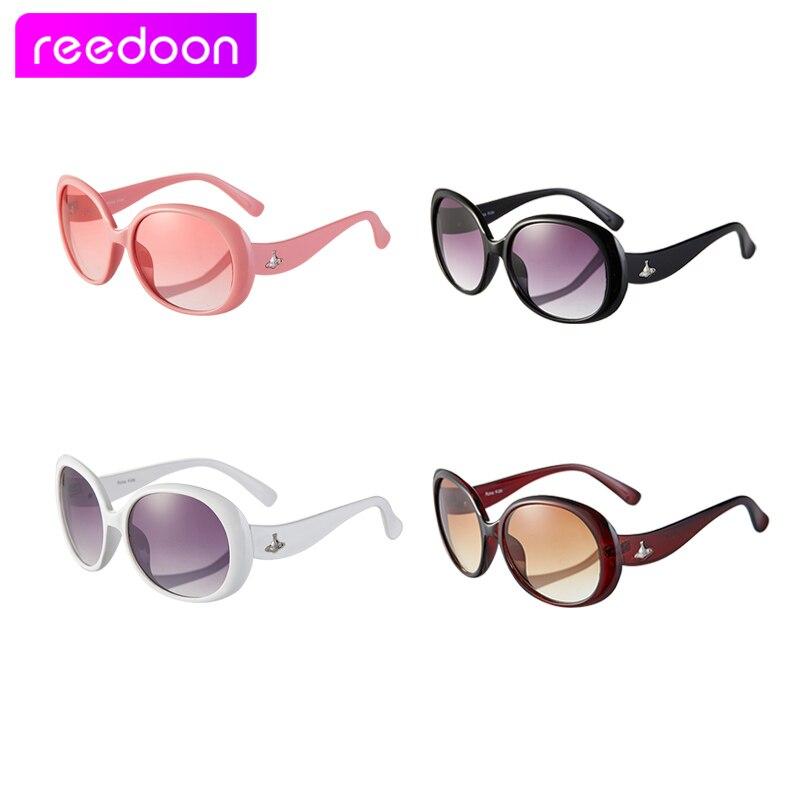 c119ba6111 reedoon Vintage Kids Sunglasses Brand Sun glasses Children Glasses Cute  Designer Fashion Oculos De Sol Infantil Hipster 1014