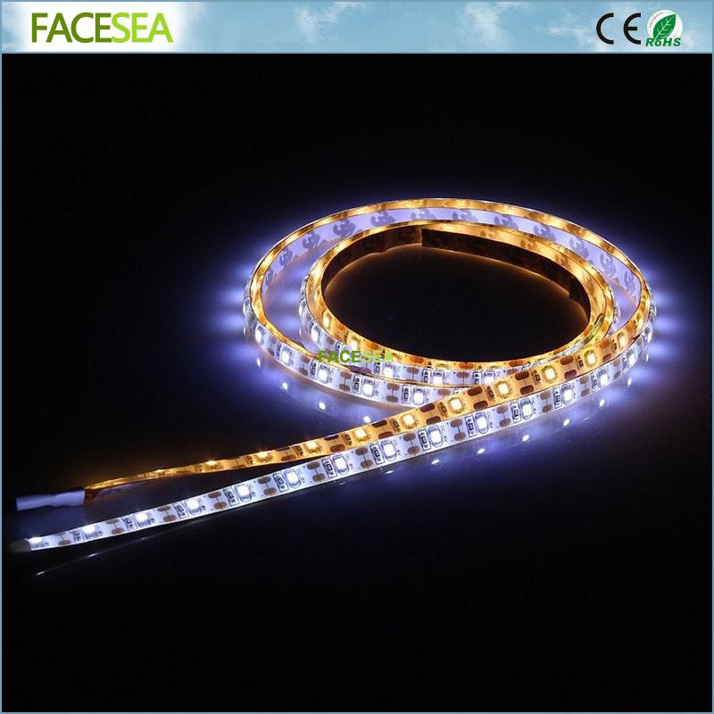Tiras de Led luz de tira 5 v Especificações (pontos de Luz / M) : 60led/m