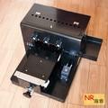 Nanron A4 impresora UV de tamaño Pequeño para la caja Del Teléfono de cuero PVC placa/placa De Acrílico/Madera/placa de Metal con CE