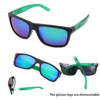2018 caliente tonos gafas de sol hombre gafas de sol de conducción UV400 Vintage de las mujeres gafas de sol de los hombres gafas masculino