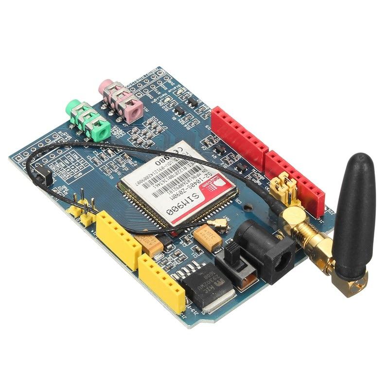 Hot Sale SIM900 module development board GSM GPRS wireless
