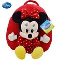 Disney Lilo & Stitch Meninas menino Mochila Escolar-27 cm presente Da Escola saco de escola Tipo Cabeça 100% autêntico garantido