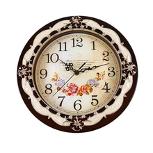 Large Silent Wall Clock Modern Design Clocks Vintage Electronic Wall Clock Kitchen Shabby Chic Farmhouse Decor Watch Home Art B9 nordic large wall clock modern design 3d kids silent living room clocks home decor kitchen wall watch klok farmhouse decor 5586