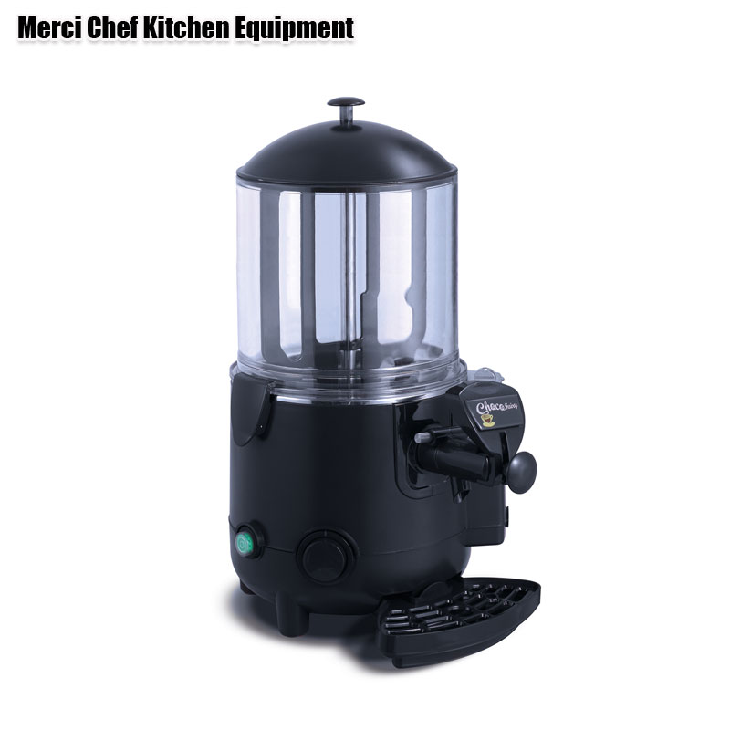 Food Processor Chocolate Machine 5L Hot Chocolate Dispenser Machine Perfect for Cafe, Party chocolate 5
