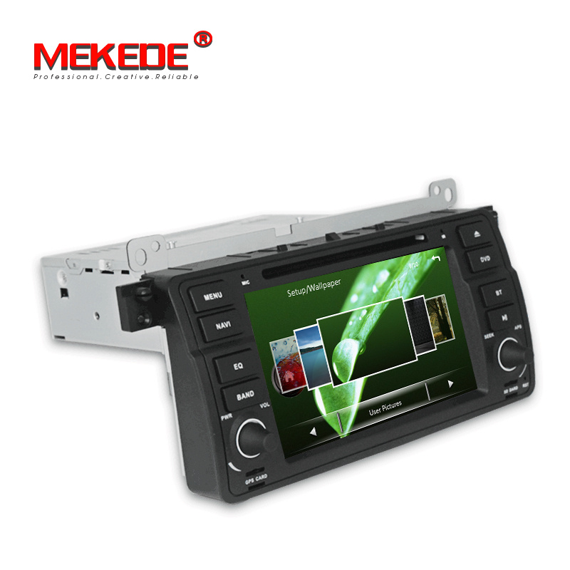 original UI 7 Inch Car DVD GPS navi player For E46 M3 with  Capacitive Screen Radio GPS Navigation Bluetooth 1080P Ipod