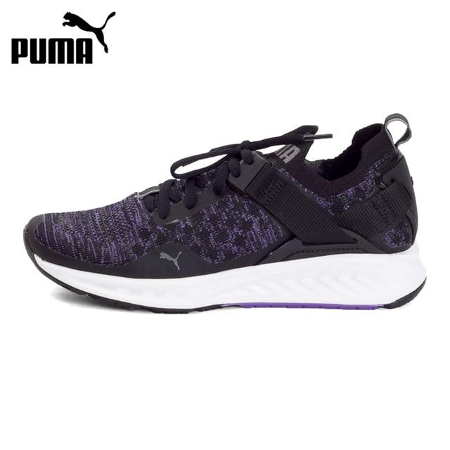 Original New Arrival 2017 PUMA IGNITE evoKNIT Lo Women's Running Shoes  Sneakers