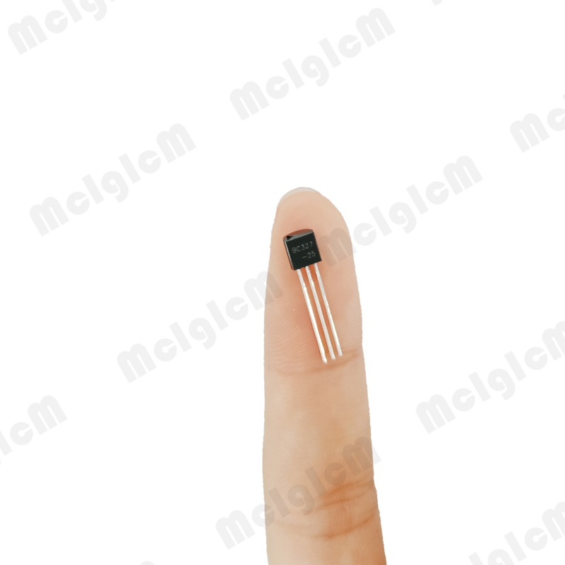 Image 2 - MCIGICM 5000pcs in line triode transistor TO 92 0.8A 45V PNP BC327 bc327 40-in Transistors from Electronic Components & Supplies