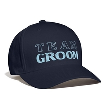 Impresión de encargo gorra de béisbol Hip Hop gorra equipo novio-gorra de  béisbol( 47cfef09e43