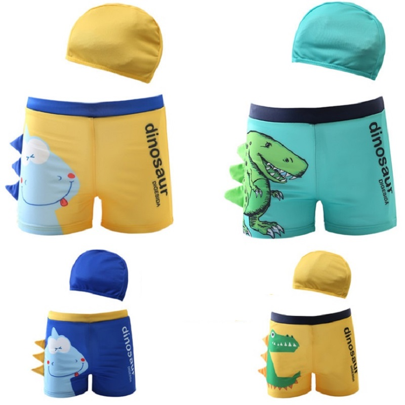 Swimming-Trunks Boys Swimsuit Beach-Swimwears Shorts Kids for Baby