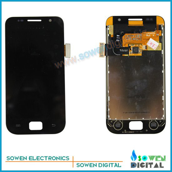for Samsung Galaxy SL i9003 LCD with touch screen digitizer assembly LCD full set , new ,,good quality globe ремень globe gaude red