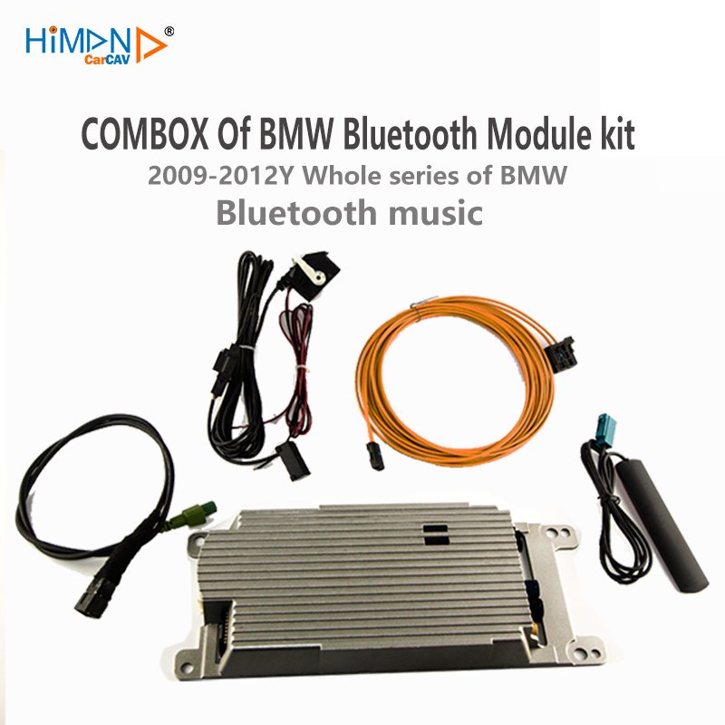 Himan CARCAV для BMW COMBOX E90 E60 E84 E70, комплект 6NR приложений, Интернет, bluetooth, потоковое видео 84109257163, Аудио Телефон