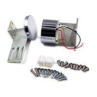 High Temperature Paint 70KG 150Bls Magnetic Lock For Auto Door Sliding Door Panel Lock DC12V Environmental