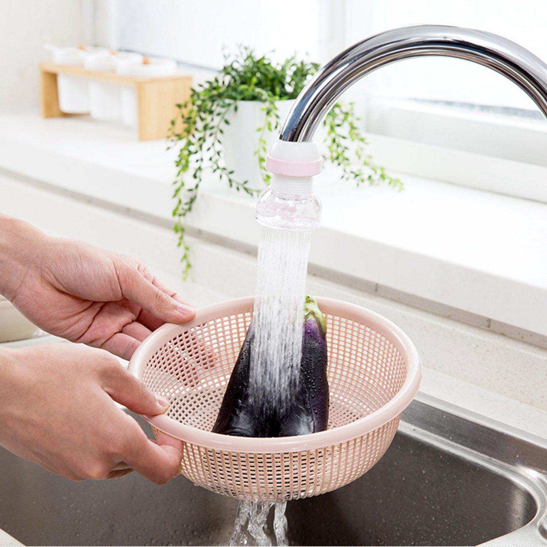 Creative Water Faucet Sprayer Spray Saving Water Kitchen