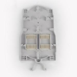 Image 3 - QIALAN quang học Bằng Nhựa sợi hộp phân phối quang splice doanh đóng cửa Dome Sợi Quang Spling Đóng Cửa 5 cổng