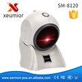 20 Líneas USB/RS232/PS2 Escritorio omini-direccional Laser Barcode Scanner POS Barcode Reader para Tienda Al Por Menor/supermercado
