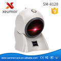 20 Lines USB/RS232/PS2 Desktop Omini-directional Laser Barcode Scanner  POS Barcode Reader for Retail Store/Supermarket