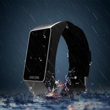 Jakcom B3 SmartBand браслет Фитнес трекер запястье сердечного ритма умный Браслет PK mi Группа 2 смарт-Браслет для Android IOS