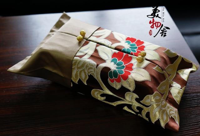 Qalın süfrəli Avropa Saten Qaçış Redbud Çiçək Toy Masası - Ev tekstil - Fotoqrafiya 6