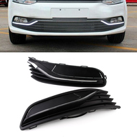 2pcs Set White Auto Car LED Daytime Running Light Yellow Signal Daylights DRL For Volkswagen Polo