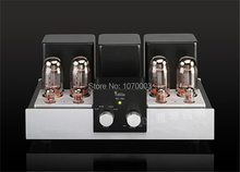 YAQIN MC-50L Integrated vacuum tube amplifier SRPP circuit KT88(6550) ultra-linear class AB1 Power amplifier 2x50W110V ~ 220V