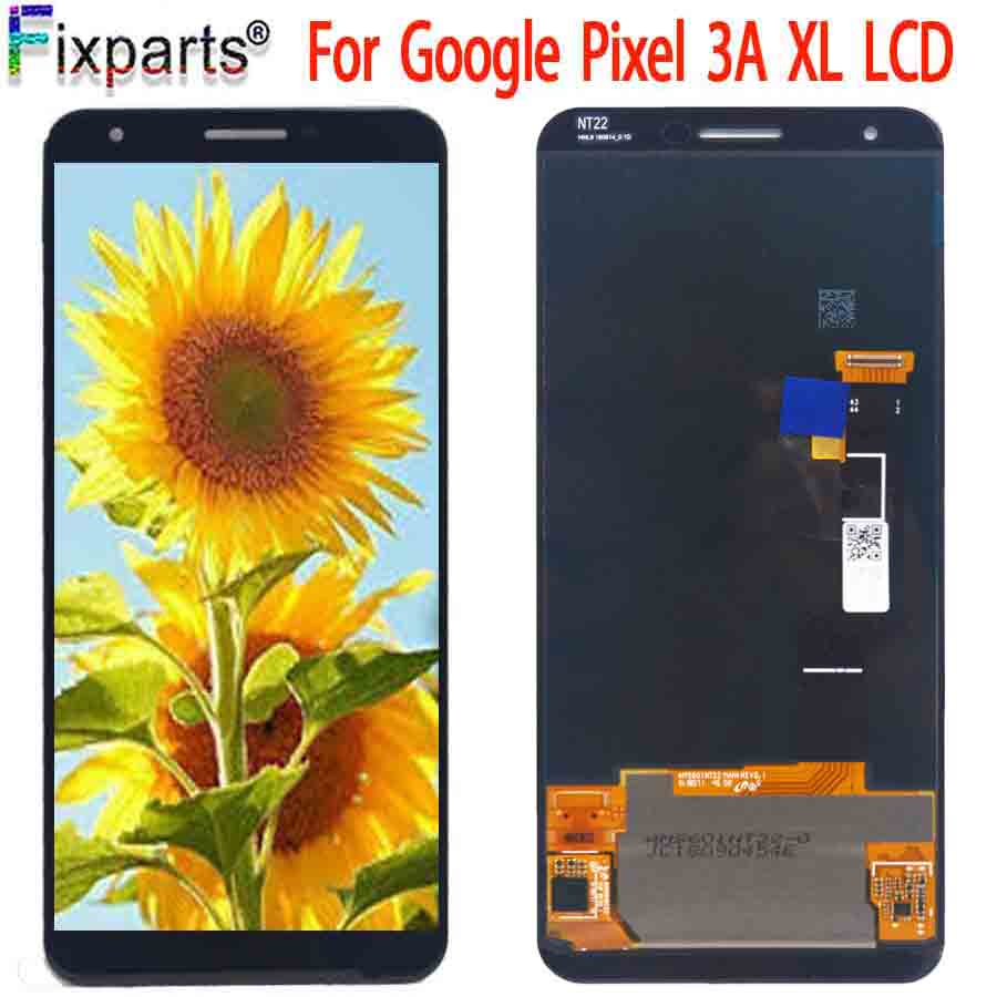 For Google Pixel 3A XL LCD Display Screen Touch Screen Digitizer Assembly Replacement For Google Pixel 3A LCD Pixel G020F LCDFor Google Pixel 3A XL LCD Display Screen Touch Screen Digitizer Assembly Replacement For Google Pixel 3A LCD Pixel G020F LCD