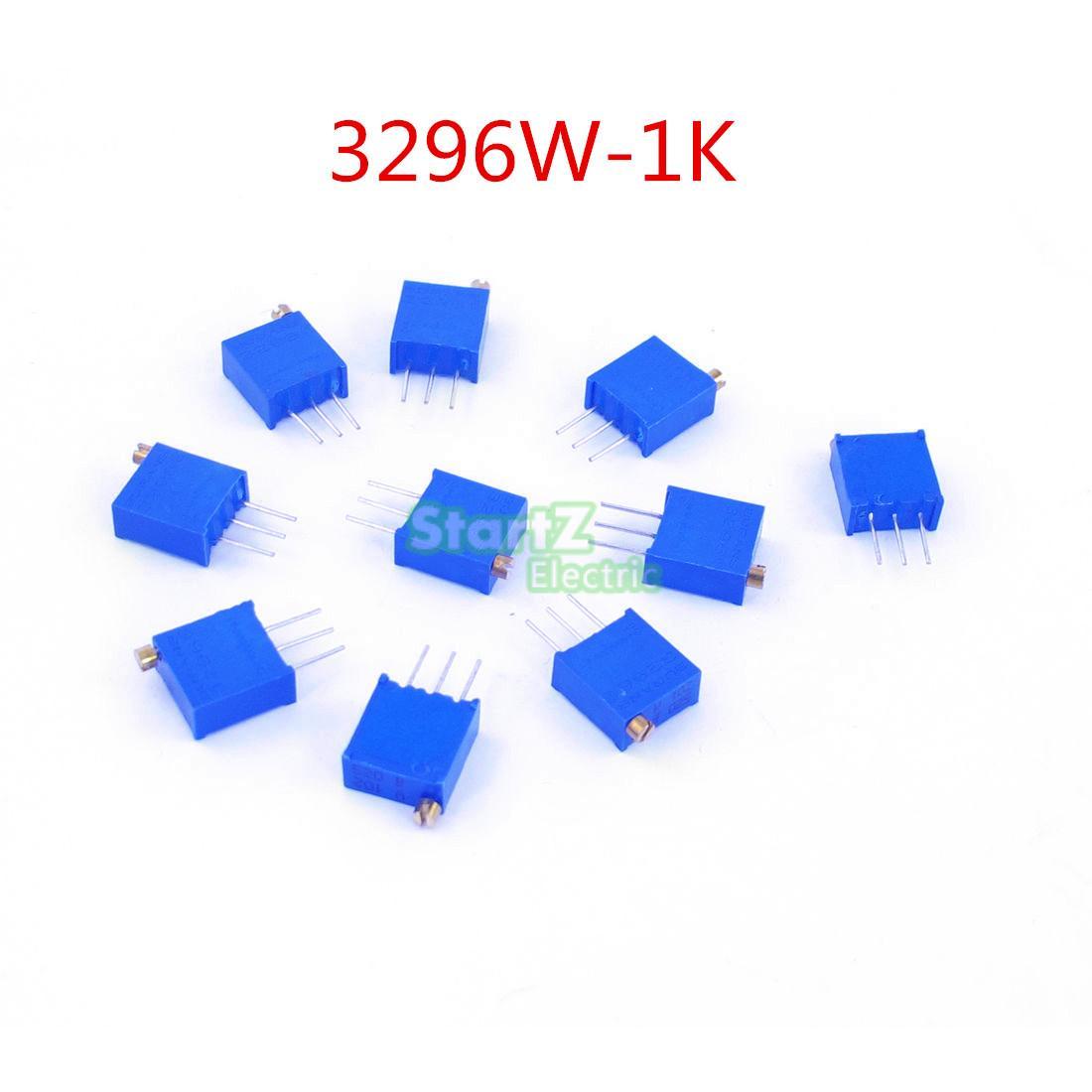 """pouces pour Interrupteur ou Potentiomètre 10 Pièce Kit 3//8/"""""""