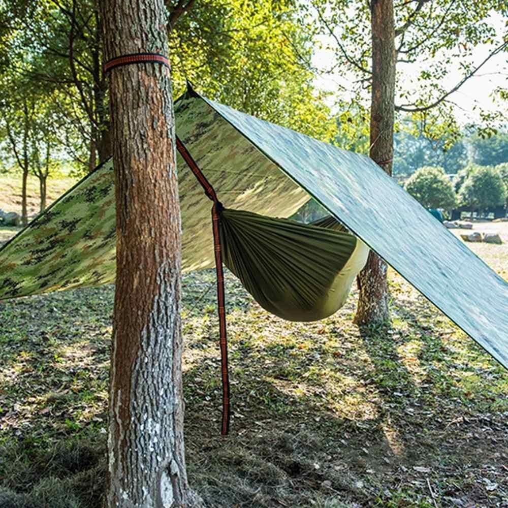 Toldo Da Barraca de Lona, 3 3m X 2.9m À Prova D' Água Sombra de Sol Abrigo Da Praia Barraca de Chuva Anti UV Caminhadas Pesca Picnic Camping Toldo Dossel pad