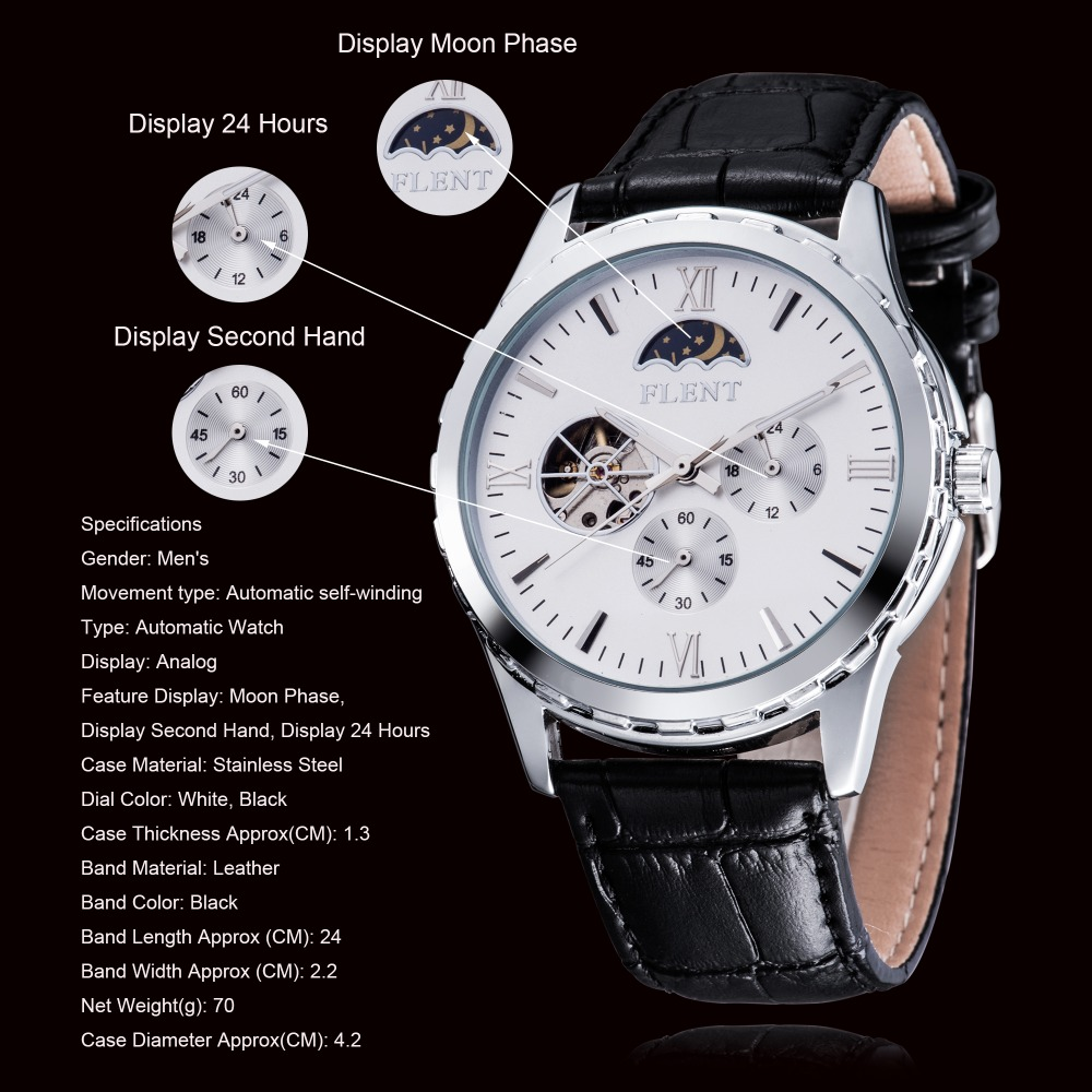 schaumburg landscape largest with moon collection watches moonphase watch