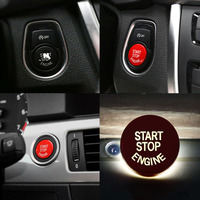Engine Start Button Replace Cover For BMW F Series 1 2 3 4 5 6 7