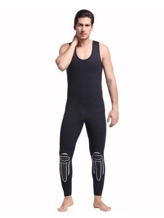 Moški 3MM potapljaške obleke Witsuit Plavanje Surfanje po celem - Športna oblačila in dodatki - Fotografija 6