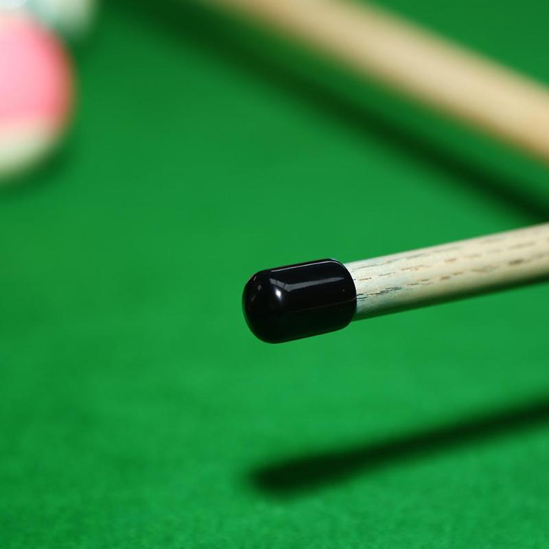 5pcs 10/12/13/14mm Plastic Pool Cue Tip Protector Indoor Club Pub Family Game Snooker Billiard Accessories Dropshipping