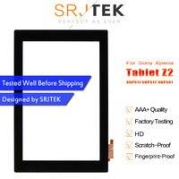 터치 스크린 소니 Xperia 타블렛 Z2 터치 스크린 SGP511 SGP512 SGP521 SGP541 디지타이저 센서 유리 패널 소니 태블릿 Z 2