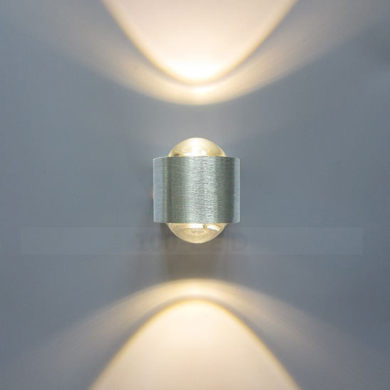 LED Light Fitting Sconces Decor Fixture Wall Lights ... on Wall Sconce Lighting Decor id=78759